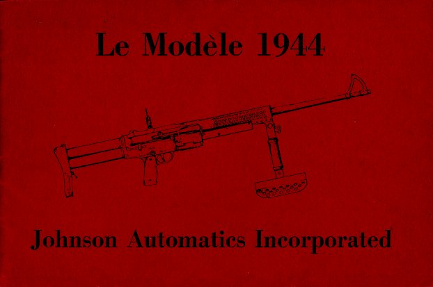 French language version of the 1944 LMG manual